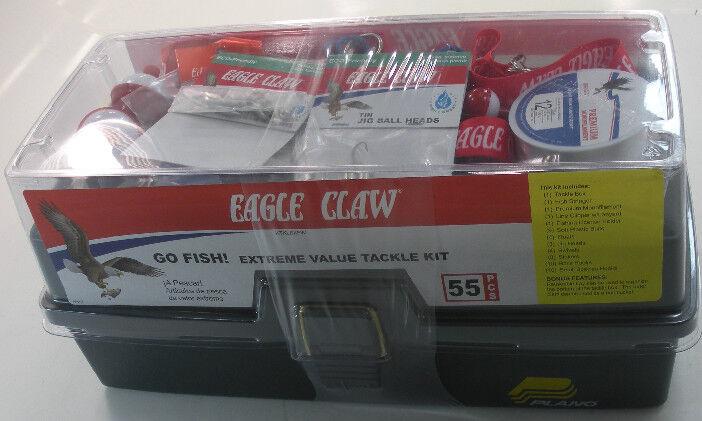 Eagle Claw KtklbxfwD Portaesche Kit 17388