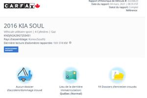 2016 Kia Soul LX