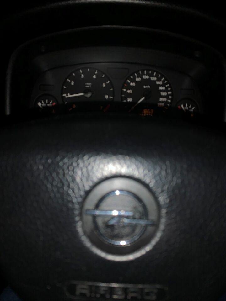 Opel Astra, 1,6 16V Comfort, Benzin