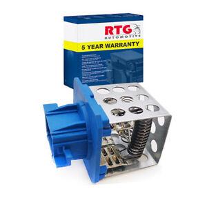Ventilatore-Riscaldatore-Ventola-Resistore-si-adatta-a-CITROEN-C5-XSARA-PICASSO-PEUGEOT-206