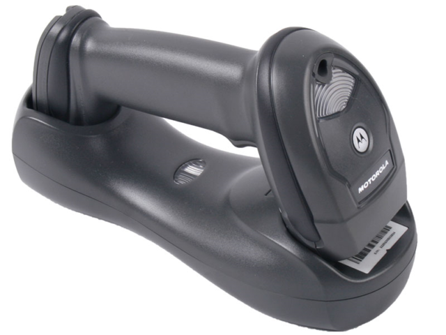 Motorola Symbol LI4278 Wireless Laser Barcode Scanner BlueTooth NEW BATTERY USB