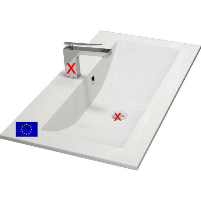 NEG Waschbecken Uno59E Einbau-//Aufsatz-Becken Einsatz-Waschschale Bad-Waschtisch