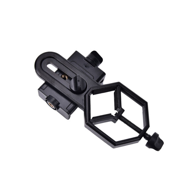 Cell Phone Adapter Holder Mount for Binocular Monocular Spot Scope Telescope ES