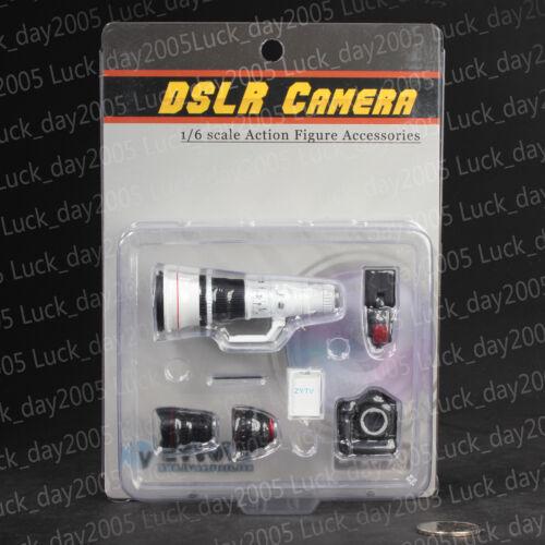"ZY TOYS DSLR Digital Camera 1//6 Fit for 12/"" action figure"