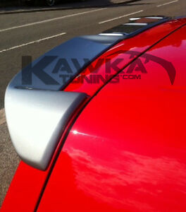 Renault-Twingo-II-RS-Cup-Rear-Roof-Spoiler-Alettone-PRIMED-amp-PREPARED