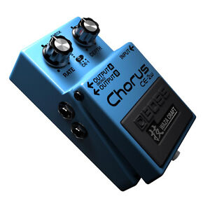 BOSS-CE-2W-Chorus-Waza-Craft-Guitar-Effects-Pedal-Stompbox-Footswitch