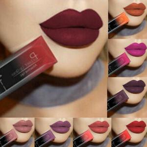 Women Matte Mini Liquid Lipstick Waterproof Long Lasting Lip Gloss Cosmetic