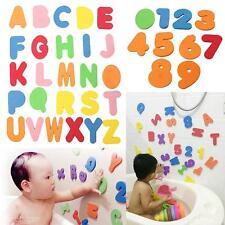 Baby Kinder Kleinkinder Weich EVA Buchstabe Zahl Lernen Spielzeug 36XSTK