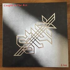 "Styx - Caught In The Act (live) 12"" Vinyl Lp"