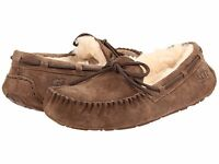 Women's Shoes Ugg Dakota Moccasin Slippers 5612 Dry Leaf 5 6 7 8 9 10 11