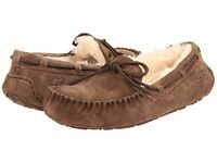 Women's Shoes Ugg Dakota Moccasin Slippers 5612 Dry Leaf 5 6 7 8 9 10 11
