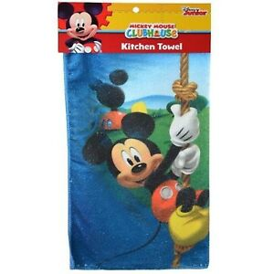 Disney-Mickey-Kitchen-Hand-Towel-Set-of-2