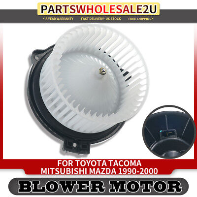 Heater Blower Motor with Fan Cage for Mazda Mitsubishi Toyota Pickup Dodge Eagle