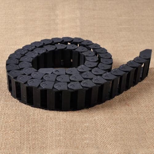 Plastik Schleppkette Kabelführung Energiekette Kabelschlepp Drag Chain 30x15mm