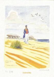 Jacques-Ferrandez-Hommage-a-Corto-Maltese-d-Hugo-Pratt-ex-libris-signe