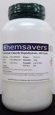 Lanthanum Chloride Heptahydrate Ar Grade 9995 500g