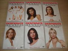 6 DVD DESPERATE HOUSEWIVES LA 1 PRIMA STAGIONE COMPLETA 23 EPISODI