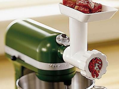 Kitchenaid Fga Food Nut Meat Grinder Stand Mixer