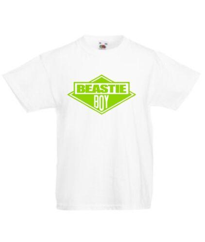 Beastie boy t-shirt children/'s kid/'s funny âges 2-3 ans à 12-13 ans