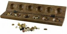 Sterling Game Vintage Wooden Mancala
