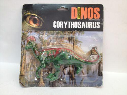 "Corythosaurus 7,90/"" Articulated Dinosaur figure Prehistoric Animal"