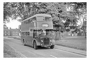 pt7447-Blue-Line-Bus-at-Rawcliffe-Yorkshire-photograph-6x4