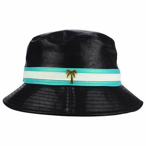 4bbe3e14f3c BLVD Supply Inc PU Bucket Hat Cap Floppy Fashion Lifestyle Urban ...