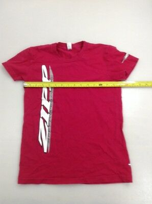 6313 American Apparel Swobo Casual Cycling T Shirt Small S