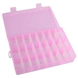 2X-Boite-de-rangement-en-plastique-reglable-a-24-compartiments-H8W1-SC