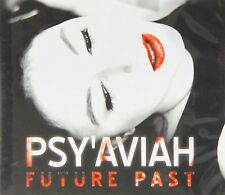 PSY'AVIAH Future Past EP LIMITED CD 2013