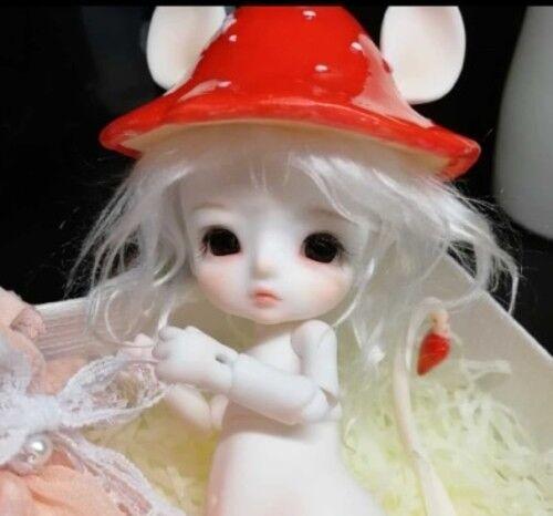 1/8 bjd doll JIUMI YELOW lati cute tiny RECAST muñeca dollfie sd manga