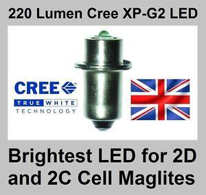 tts maglite taschenlampe cree 3 watt xp g2 led birnen. Black Bedroom Furniture Sets. Home Design Ideas