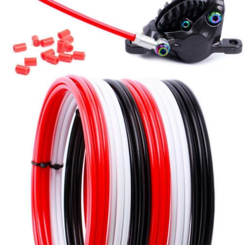 Bicycle MTB Bike Derailleur Brake Shifter Cable Line Wire Outer Hose Housing 5mm