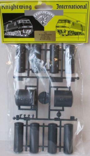 Knightwing PN004 - 5 x Oil/Gas/Fuel Storage Tanks N Gauge Plastic Kit - 1st Post
