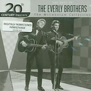 The-Everly-Brothers-Best-of-Millennium-Collection-New-CD