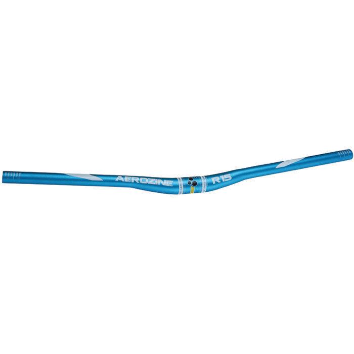 MANUBRIO AEROZINE MODELLO XBR15 SL RISER BAR 720mm colore BLU