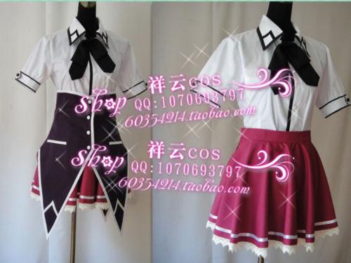 Anime High School DxD Koneko Toujou Shirone Rias Gremory Cosplay Cos