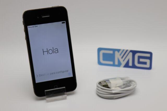 Apple Iphone 4s - 64gb - Noir (sans Simlock) A1387 ( Cdma + Gsm ) par le