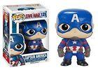 Funko Pop Vinyl Captain America Civil War Bobble Head Model Figurine No 125