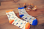 Australian stock Cute blue Dachshund sausage dog socks with FREE SHIPPING!