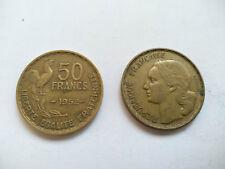 50 FRANCS GUIRAUD 1952 TBE+++++