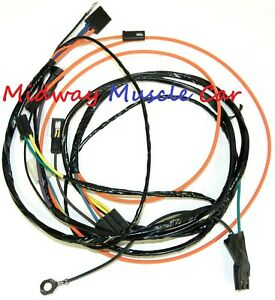 air conditioning a c wiring harness 67 72 chevy pickup truck blazer rh ebay com