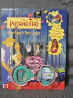 Brand Disney Pocahontas Once Upon A Time Locket Polly Pocket 66506 Mattel