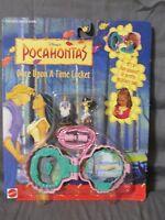 Brand Disney Pocahontas Once Upon A Time Locket Polly Pocket 66506 Mattel