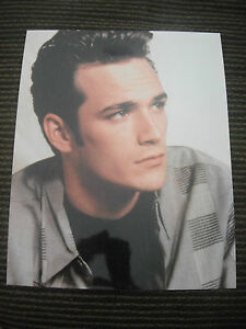 Luke-Perry-Beverly-Hills-90210-Color-8x10-Photo-Promo-Picture-Hollywood