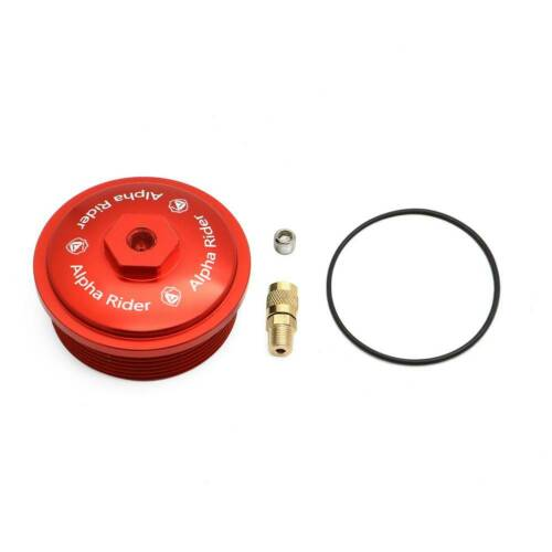 For Ford Powerstroke 6.0L 2003-2007 Fuel Filter Cap w// Pressure Port /& O-ring