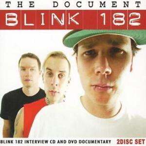 Blink-182-The-Document-CD-Album-with-DVD-2-discs-2006-NEW-Great-Value