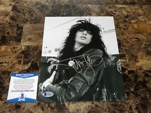 TOMMY LEE Drummer THE DIRT Dr Feelgood Autograph SIGNED MOTLEY CRUE 8x10 Photo