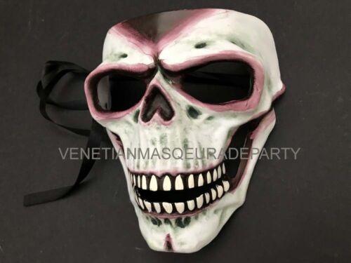 Halloween Masquerade Skull Purge Kissme Skeleton Costume Cosplay Party Mask