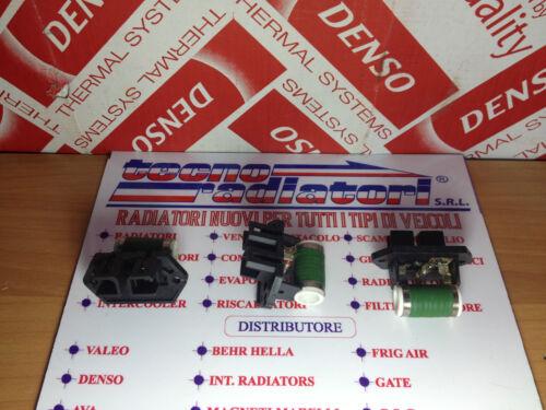 Resistenza Ventola per raffreddamento motore Fiat Punto 1.7 /'93